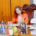 Bà Lê Thúy Hạnh - Tổng Giám Đốc CÔNG TY TNHH ERESSON VIỆT NAM