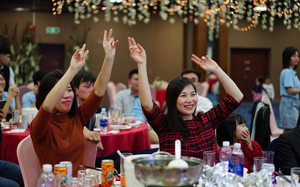 Year End Party: Mở ra năm 2019 tăng tốc, cộng hưởng
